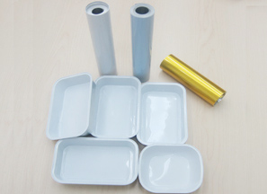 Lubricated Alu Container Foil