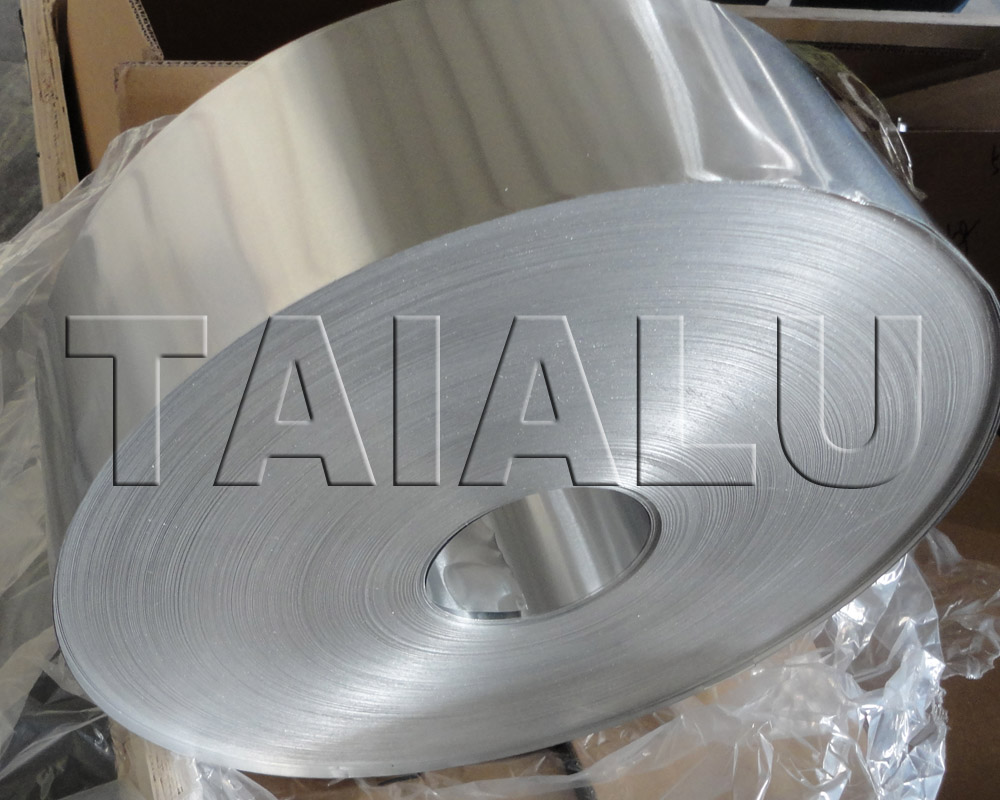 Protective Lacquered Aluminum Foil Coil For Pharmaceutical Bottle Caps